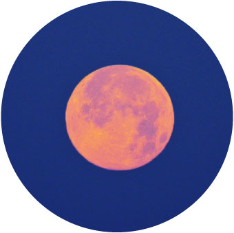6月の満月|満月の日コラム